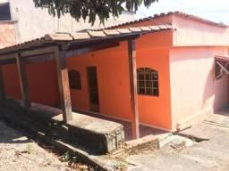 Casa para Locação em Ribeirão das Neves, Rosaneves, 3 dormitórios, 2 banheiros