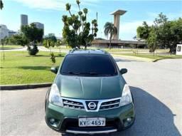 Nissan Livina 1.6 sl x-gear 16v gnv 4p manual