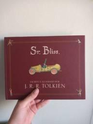 Livro raro do Tolkien Sr. bliss