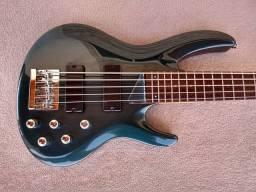 Baixo LTD ESP B105 - 5 cordas ativo pré sonorus