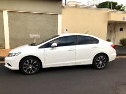 Honda Civic LXR Flex - Completo - Segundo dono