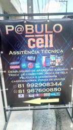 Concerto de celulares e tablets
