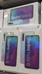 Redmi Note 8. incrível Da Xiaomi. Novo lacrado com garantia e entrega imediata