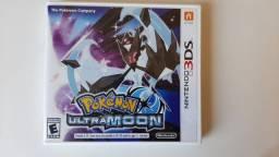 Pokemon ultra moon midia fisica
