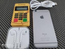 IPHONE 6s/128Gb ICLOUD OK AC CARTAO !!!!