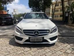 Mercedes C250 2016 blindada