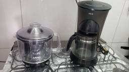 Arno espremedor de laranja e cafeteira Elétrica NKS - Preco Promocional