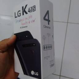 Celular LG k41s 4 câmeras