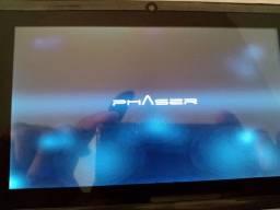 Tablet Phaser tem q desbloquear
