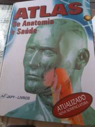 Livro anatomia corpo humano