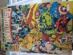 HQ Coleção histórica Marvel torneio de campões
