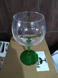 Taça Tanqueray vidro 600ml **novas**6 unidades