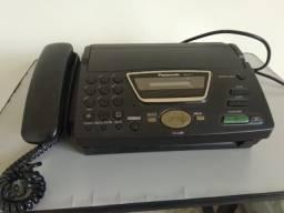 Telefone + Fax Panasonic