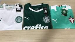 Camisas Time Palmeiras Original 160,00