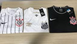 Camisas Times do Brasileirão Originais por apenas 160,00