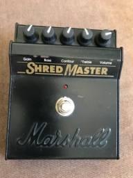 Pedal Marshall Shred Master