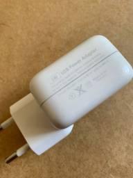 Carregador Apple original 5w para iPhone