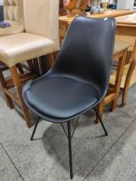 Cadeira Eiffel Assento Estofado