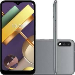 "SMARTPHONE LG K22 32GB 13MP+2MP 6.2"" TITANIUM"