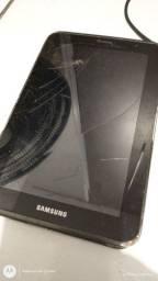 Tablet Samsung com defeito