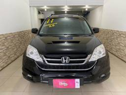 Honda CRV 2011 EXL TOP COM TETO 4x4 RARIDADE !!!
