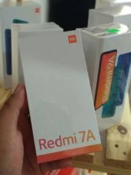 Xiaomi redmi 7a 32 giga novo lacrado com garantia apena 850 reais