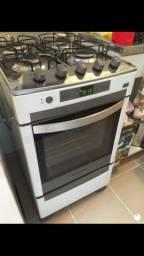 Vendemos novíssimo fogão com forno Brastemp Ative - motivo mudança- praticamente sem uso