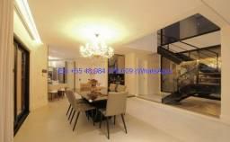 Vendo Casa no Santa Mônica, 4 quartos (4 suítes), 372m², 2 vagas