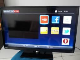 Vendo smart tv via cabo 32 Semp Toshiba (anapolis)