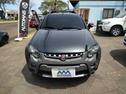 Super oferta Fiat Strada Adventure Locker Cabine Estendida ano 2016 impecável