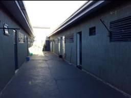 8 kitnets no centro de Barra do Garças