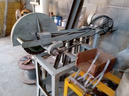 Vendo molde  policorte lixadeira prensa tudo para fazer conexão pvc