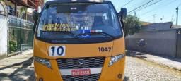 Micro Ônibus Volare W9 Ano 2016/16 Motor Cummis