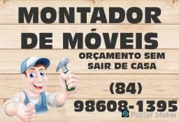 1 MONTADOR DE MOVEIS
