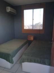 Apartamento cobertura 4 quartos mobiliada  temporada  2 banheiros cobertura duplex 4