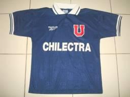 Camisa do universidad do chile 1997 titular tamanho p