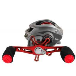 Carretilha Python Red Manivela Direita - Albatroz Fishing