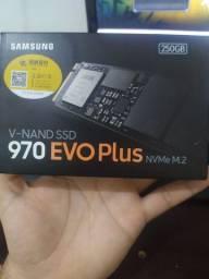 SSD SAMSUNG M.2 NVME LACRADO MELHOR DA ATUALIDADE.