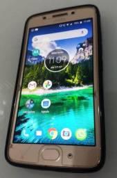Vende-se Celular Moto G5