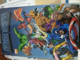 Título do anúncio: Guerras secretas edição especial hq homem-aranha,hulk