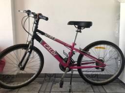 Bicicleta Caloi Aro 24 em perfeito estado