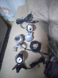 Vendo 3 webcam