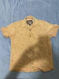 Camisa de botão colcci