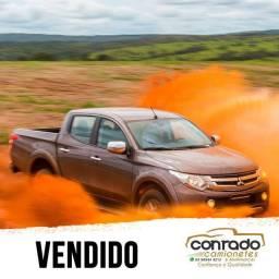 Triton HPE 4x4 Automática Diesel 2014/2014!