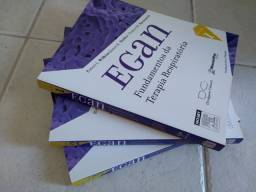Livro EGAN Fundamentos da Terapia Respiratória