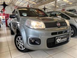 (F) Fiat Uno Attractive 2016 - Baixo km - Completo