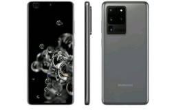 Galaxy S20 Ultra 128GB lacrado, novo com nota