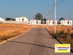 Fazenda Rio Grande, lotes Financiados, Loteamento Green Maria, R$567,00 mensais.