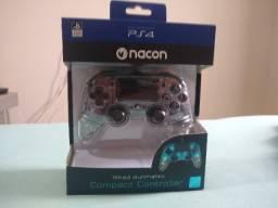 Controle nacon p/ PS4 e PC