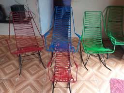 Venda e Reformas de cadeiras de Balanço